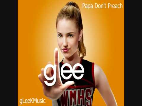Glee Cast - Papa Don't Preach (hq) video