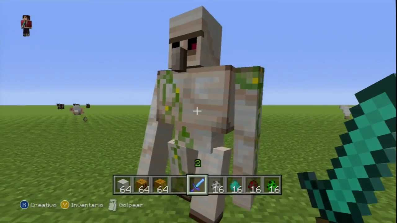 how to find gold in minecraft xbox 360
