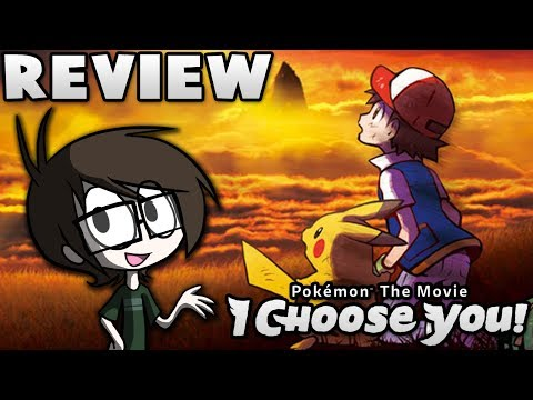 REVIEW - Pokemon The Movie: I Choose You!