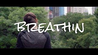 Ariana Grande Breathin Chaz Mazzota And Brett Miller
