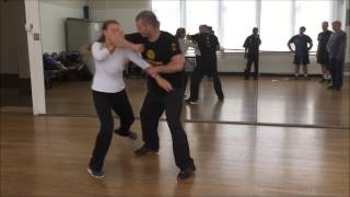 Wing Chun drill Los Angeles 2015- SiFu Jelovac
