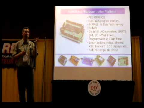 Microcontrollers in Ham Radio Projects by KJ6VU Dayton 2012.mp4