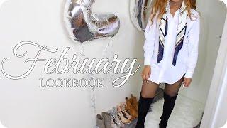 FEBRUARY LOOKBOOK 2017 | Abisola Jaydee