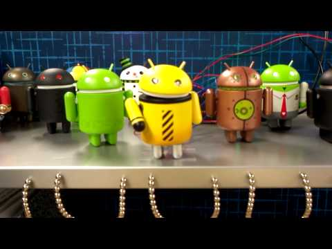 Disco Droid - Android ADK Project