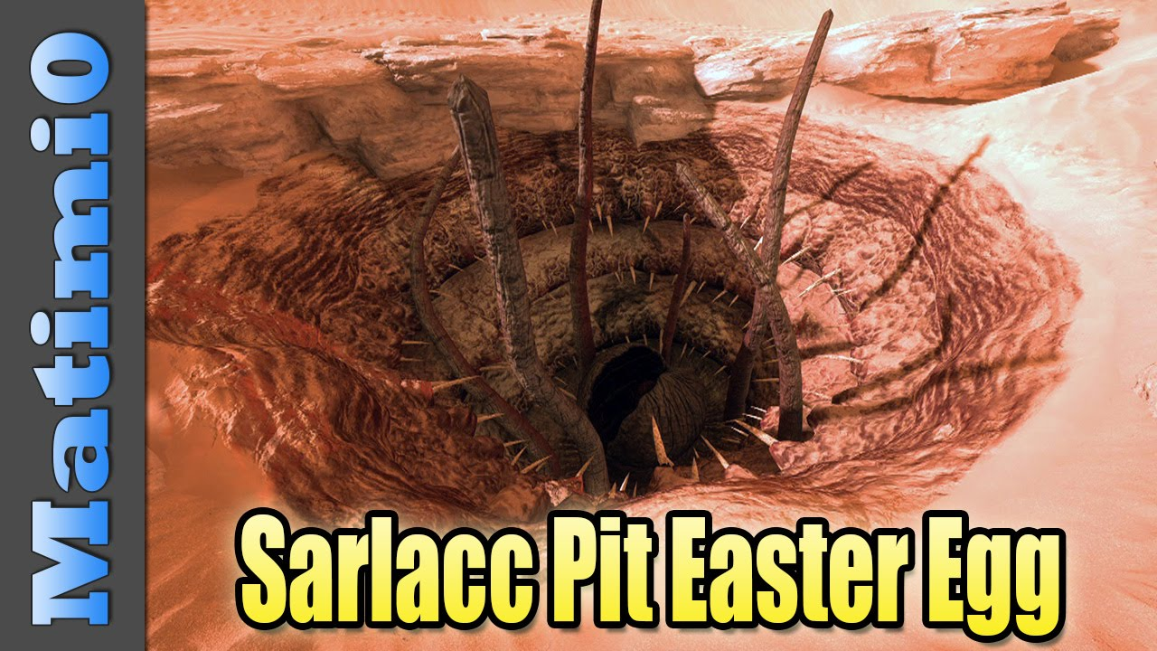 Sarlacc Pit Anatomy Choice Image - human body anatomy