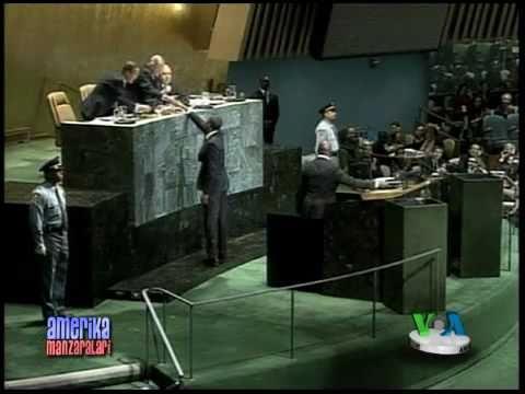 Obama BMTda taraqqiyot va yordam haqida gapirdi - Obama/UN/Development/Aid