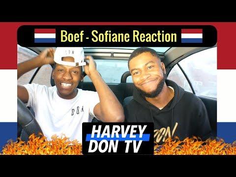 Boef - Sofiane Reaction (Prod. MB) Harvey Don TV @Raymanbeats
