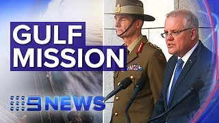 Australia to join U.S. shipping mission as Iran tensions grow | Nine News Australia