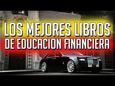MEJORES LIBROS DE EDUCACIÓN FINANCIERA Y FINANZAS PERSONALES