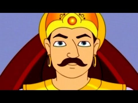 Moral Stories - Red Peacock - English Animation, Part 3