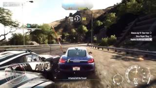 Need for Speed Rivals PS4 Gameplay   Next Gen Online Multiplayer NFS Rivals