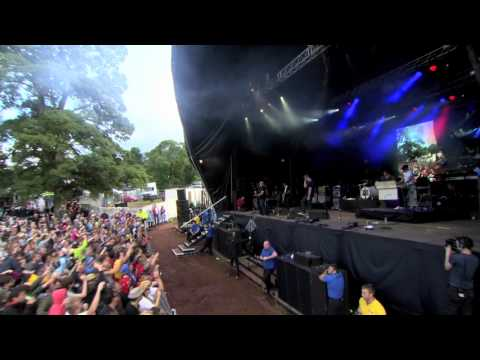 Inspiral Carpets - Saturn 5    Live  Kendal Calling 2012 video