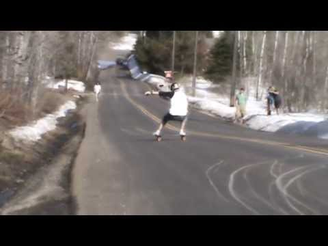 Duluth Spring Slide Jam 2013 (Duluth Longboard Crew)