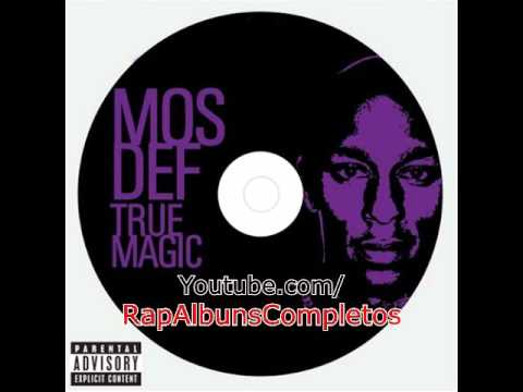Mos Def - True Magic