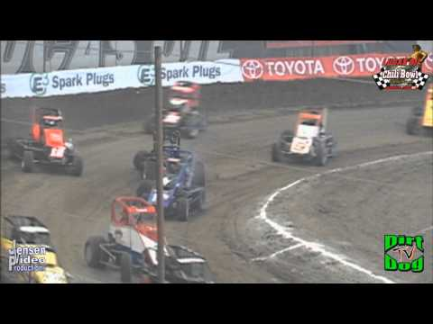 2012 Chili Bowl CARNAGE 3 | Crashes & Mishaps | Tulsa, OK | Jan 13-14, 2012