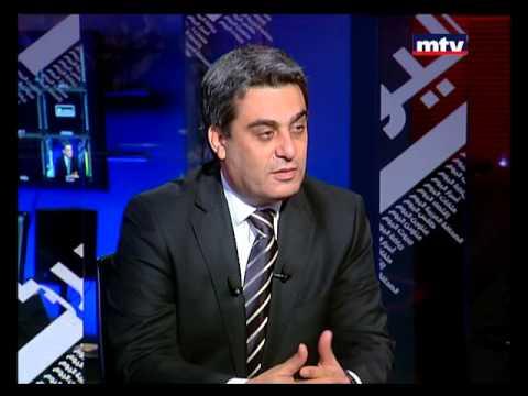 Beirut El Yawm - Michel Edde - 21/10/2015