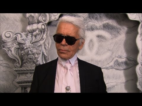 CHANEL Haute Couture Fall-Winter 2012/13 – Karl Lagerfeld's Interview