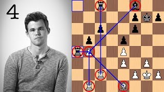 Magnus Carlsen vs Fabiano Caruana | 2018 World Chess Championship | Game 4