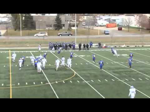 Brandon Jennings: Wildcats/ Senior football highlights