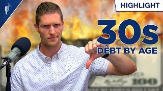 Average Debt Amount For a 30 Year Old