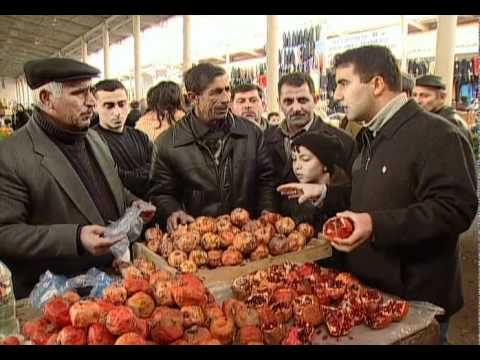 Local Markets in Baku, Azerbaijan