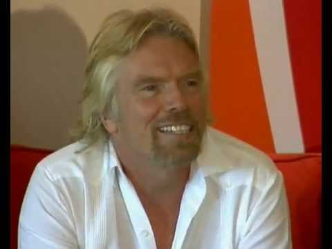 Sir Richard Branson launches The Branson School of Entrepreneurship in South Africa - 08/25/2011