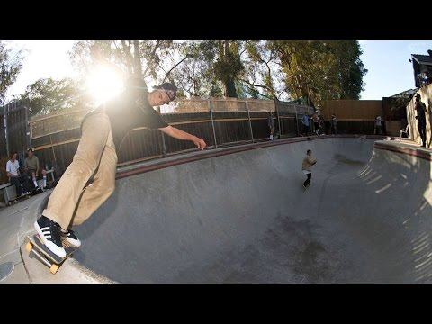 Backyard Bowl Skating in Huntington Beach | This is Live