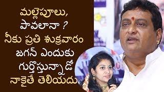 Comedian Prudhvi counter to Yamini Sadineni over comments on Pawan Kalyan & YS Jagan
