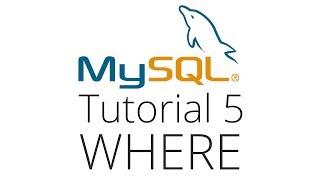 MySQL tutorial 5 - Using