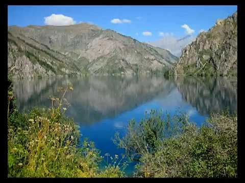 Путешествие к озеру Сары-Челек (Тянь-Шань, Кыргызстан), 2012.