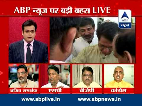 ABP News debate l Why does Ajit Singh wants govt accomodation...