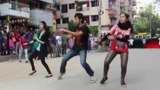 Bangladesh Medical & Dental College Flash mob