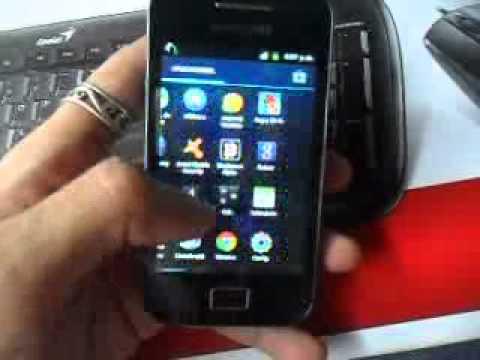N.O.V.A en Galaxy Ace GT-S5830M y Recomendaciones