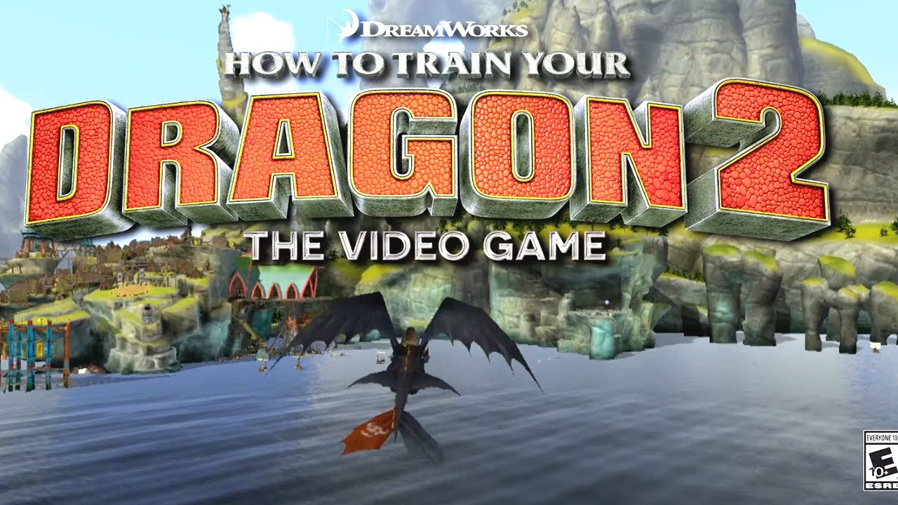 how to train your dragon 2 games