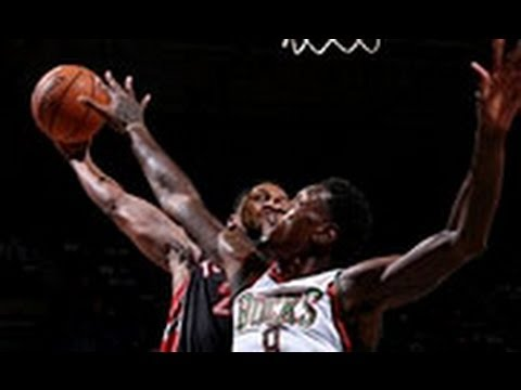 Rudy Gay Throws It Down Over Larry Sanders