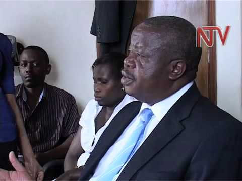 Otafiire and Kanyeihamba face-off