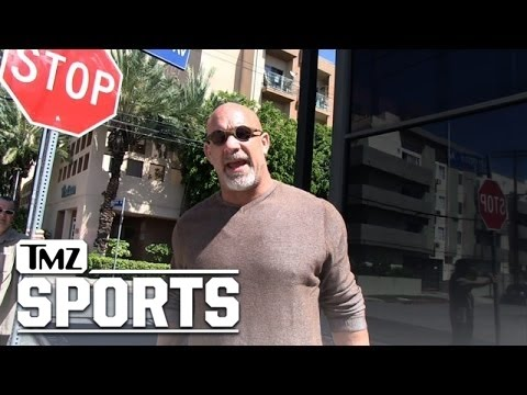Bill Goldberg -- Wrestling Death Was A Freak Accident ... The Sport Is Totally Safe video
