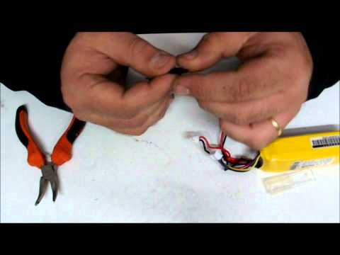 How to recover a cell on a lipo battery