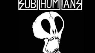 Watch Subhumans Ashtray Dirt video