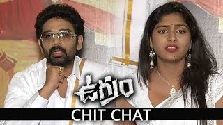 JD Chakravarthy's Ugram Movie Small Chit Chat | D Chakravarthy, Akshath -