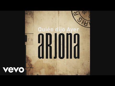 Ricardo Arjona - Ricardo Arjona - Tarde (Sin Da�os a Terceros)