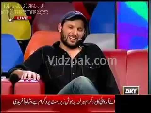 Shahid Afridi ka M.Yousif Ko Karara Jawab | Must Watch | News