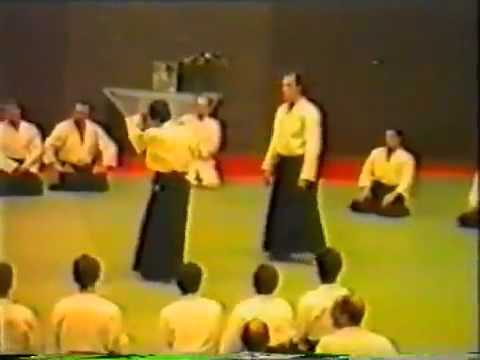 TA A47 Nobuyoshi Tamura Sensei in the Netherlands, part 1