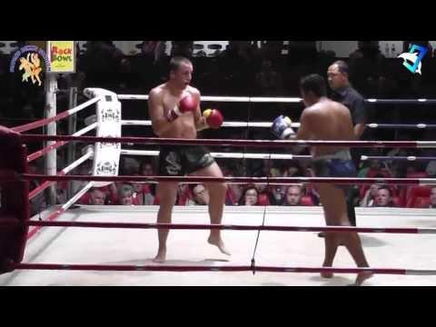 Gacza @ Patong Boxing Stadium
