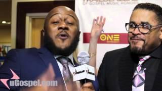 BMI Trailblazers of Gospel Music Awards Red Carpet with uGospel.com