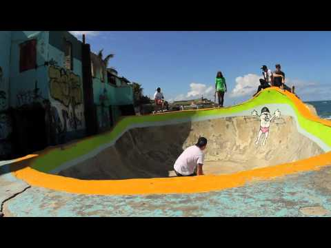 Sector 9 Puerto Rico Trip 2012 Part 1