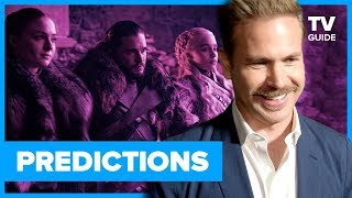 Stars Predict Game of Thrones Finale | Who Will Win the Iron Throne?