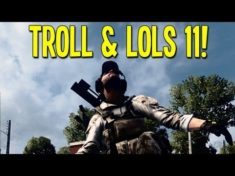 BF3 TROLL & LOLS #11