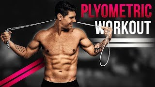 Jump Rope Plyo Workout Follow Along