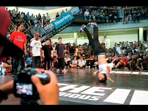 The Notorious IBE 2012 All Battles All Bboy | YAK FILMS DrumDreamers...